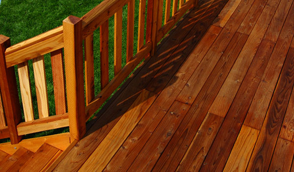 Fox Valley WI Wood Deck Restoration Service