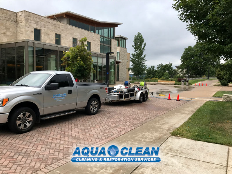 Fox Valley WI Commercial Power Washing