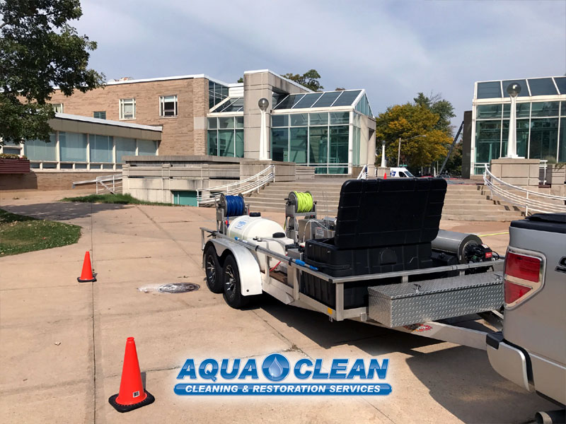 Fox Valley WI Commercial Pressure Washing
